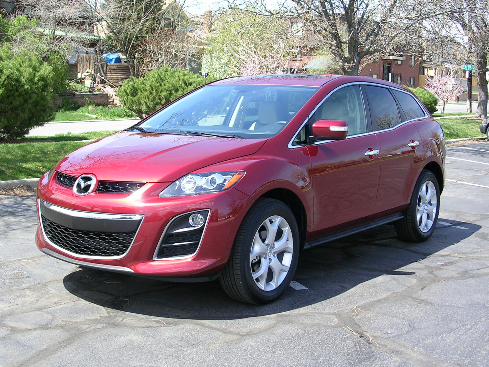 2010 mazda cx 7 grand touring awd fun sporty economical crossover denver auto solutions. Black Bedroom Furniture Sets. Home Design Ideas